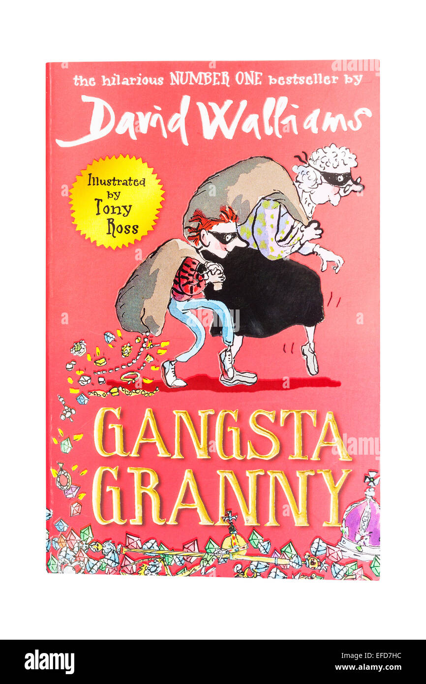 book report on gangsta granny March chapter book of the month: gangsta granny by david walliams (39 posts ) add message | report rachelmumsnet (mnhq) fri.