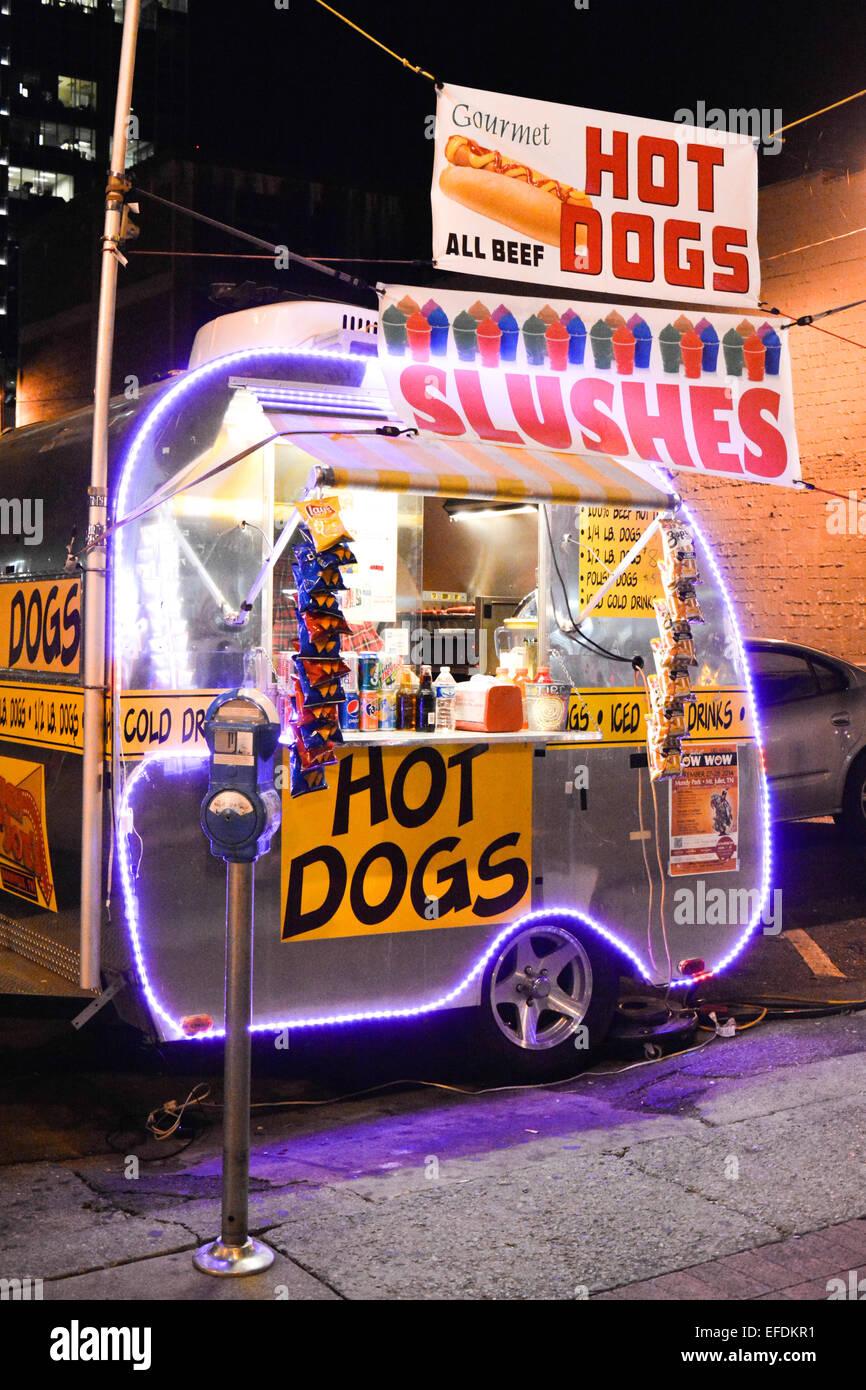 Hot Dog Food Truck Nashville