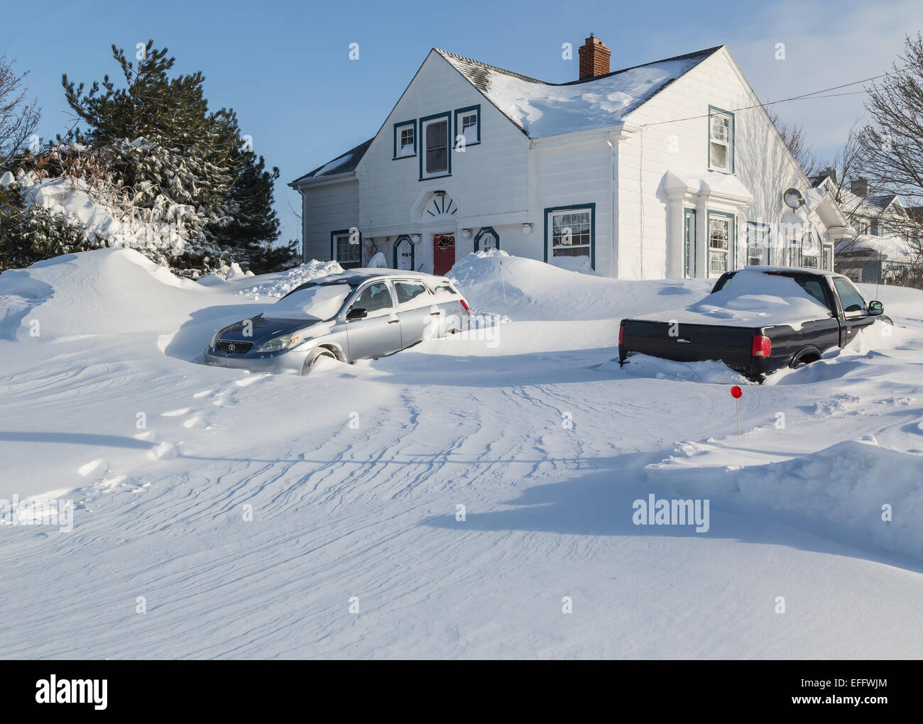 Environment Canada Prince Edward Island Weather Forecast
