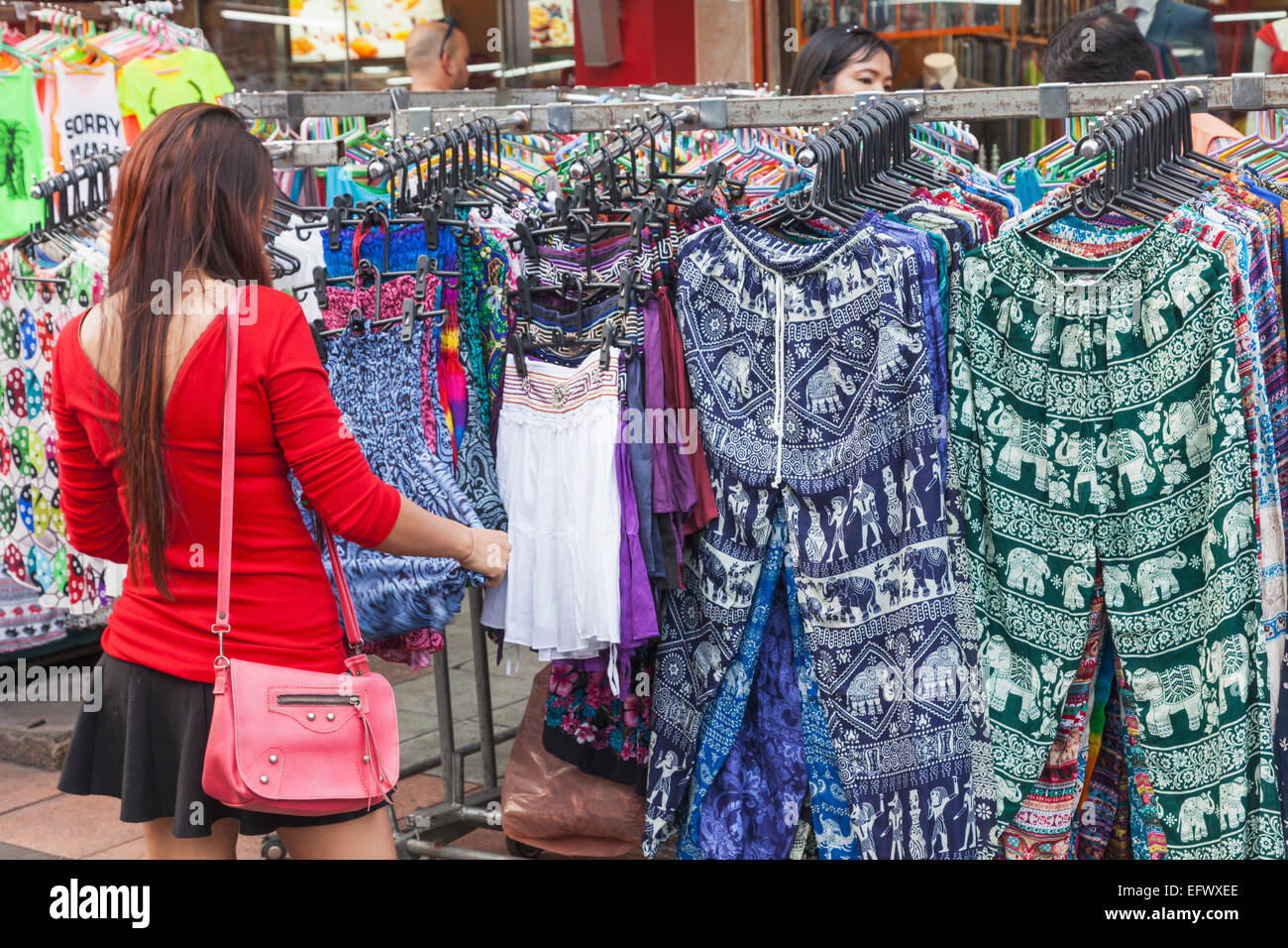Clothing stores in bangkok