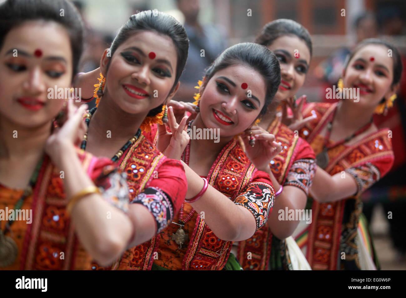 dhaka women
