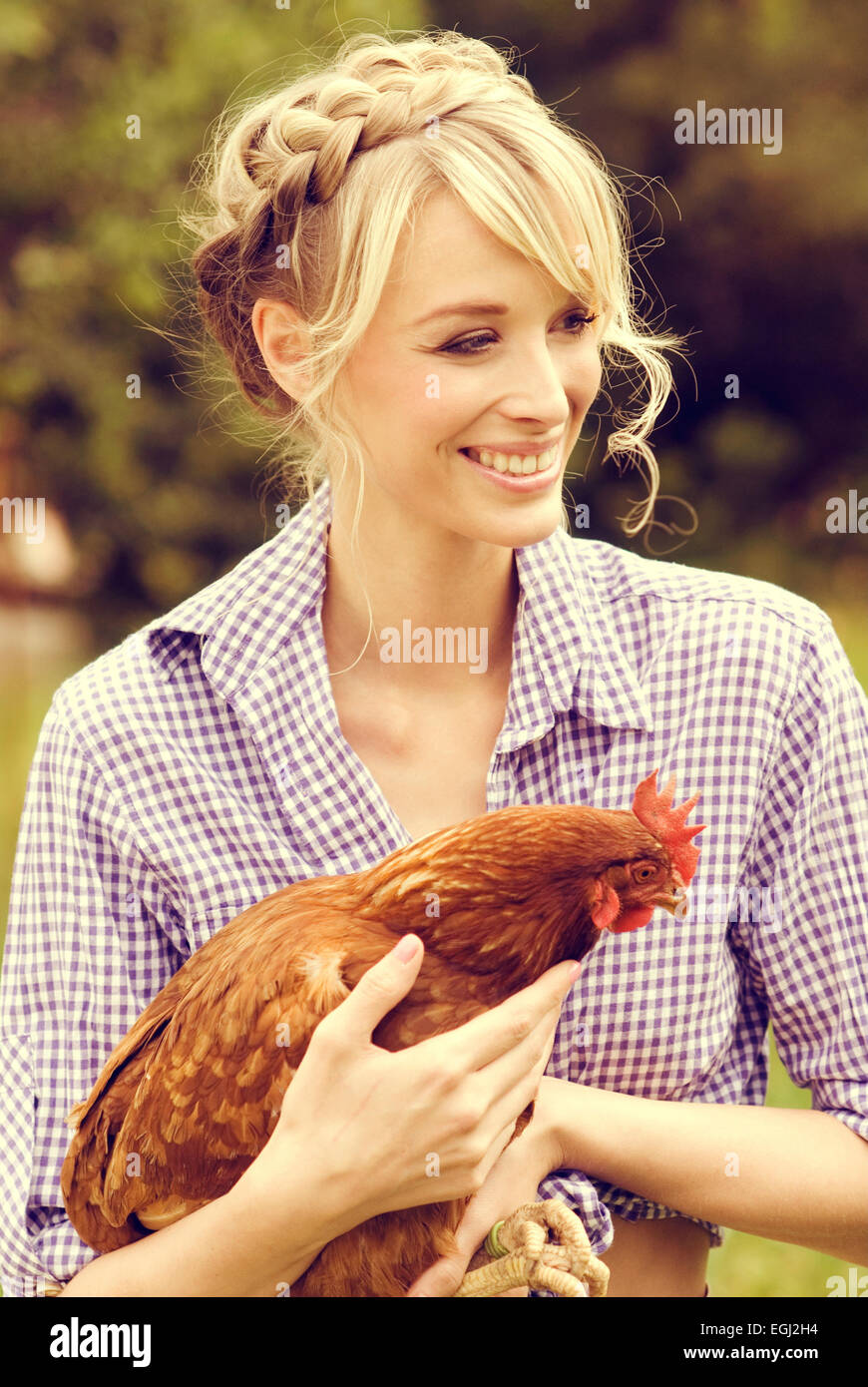 Chicken Blouse 22