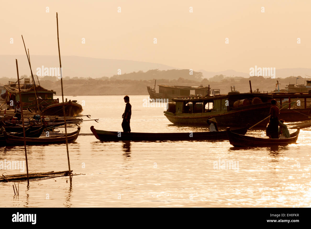 late-afternoon-scene-on-the-irrawaddy-ay