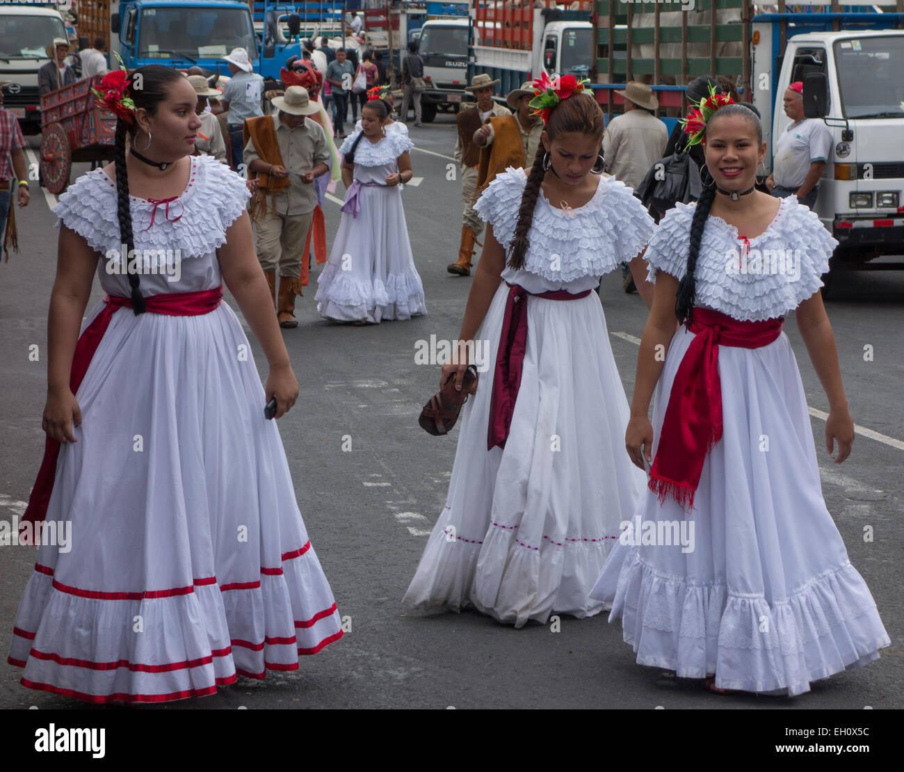 girls in san jose costa rica