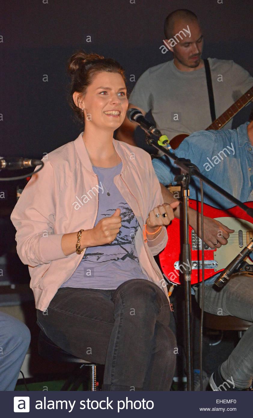 Band Juli with Eva Briegel performing live at Auf den ...