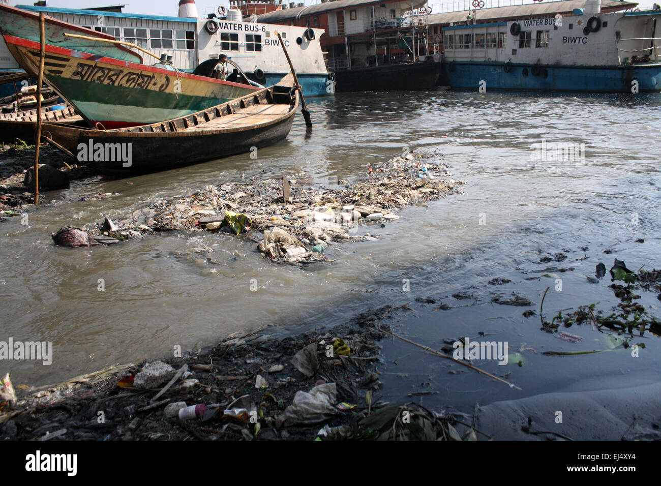 Water Pollution in Bangladesh