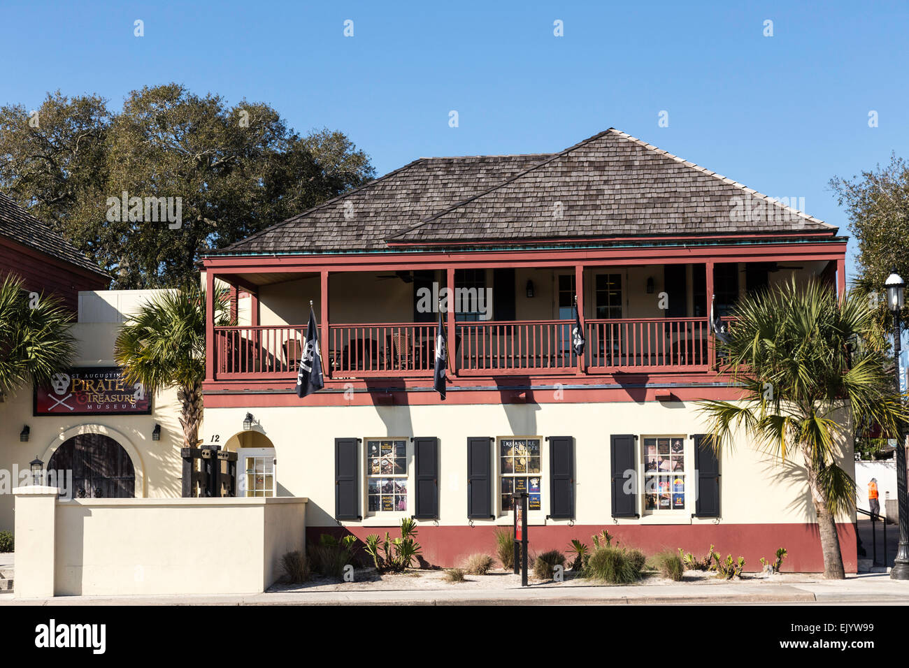 Good Day Sunshine Old Florida Village : St augustine pirate treasure museum old town
