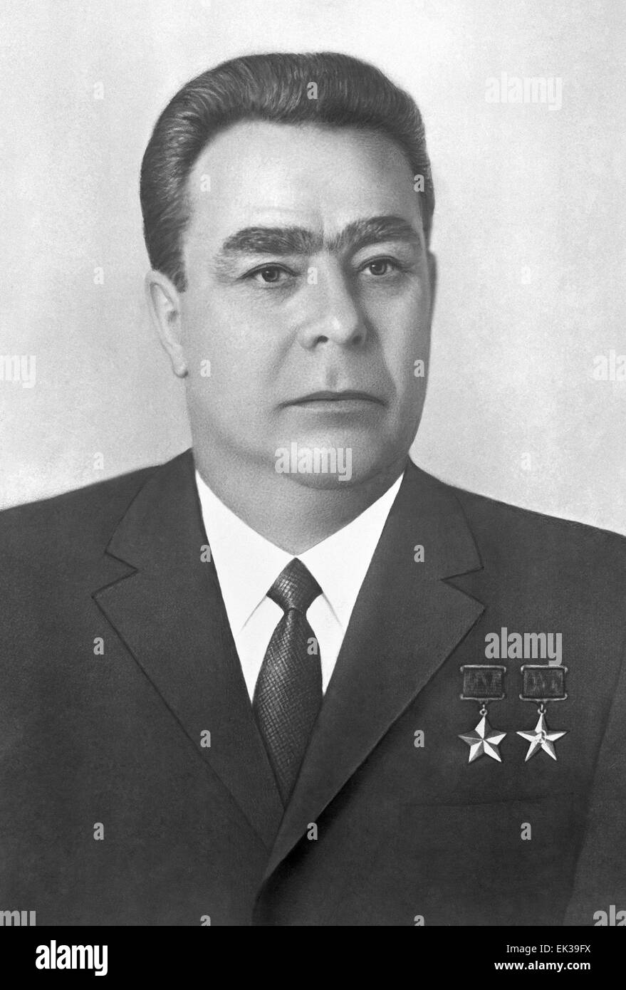 Leonid Brezhnev Portrait In Orly 28 Images Not