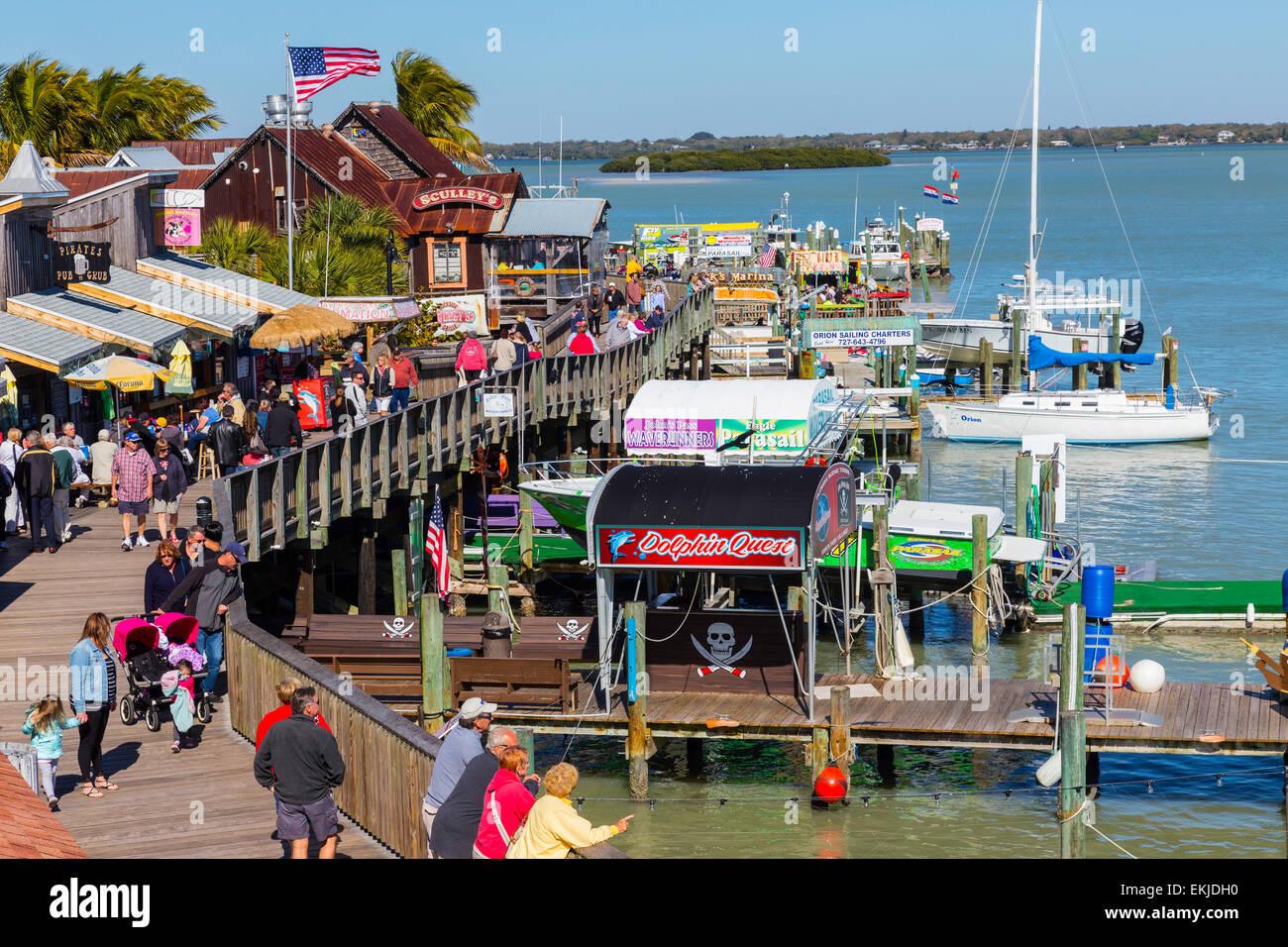 Restaurants Near John S Pass Florida