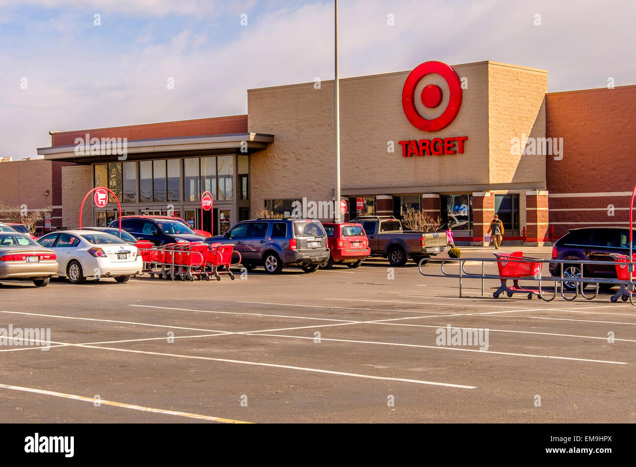 Target a chain discount store in oklahoma city oklahoma for Build on your lot oklahoma