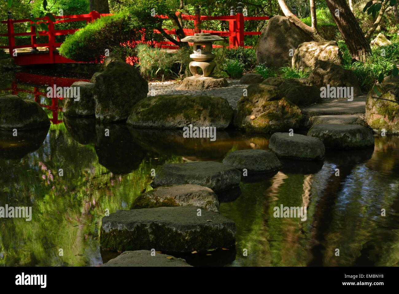 Japanese tea garden in micke grove regional park near lodi for Landscaping rocks lodi ca