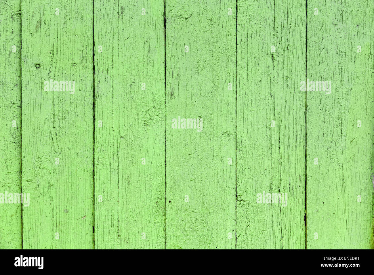 Green wood planks vintage or grunge background texture