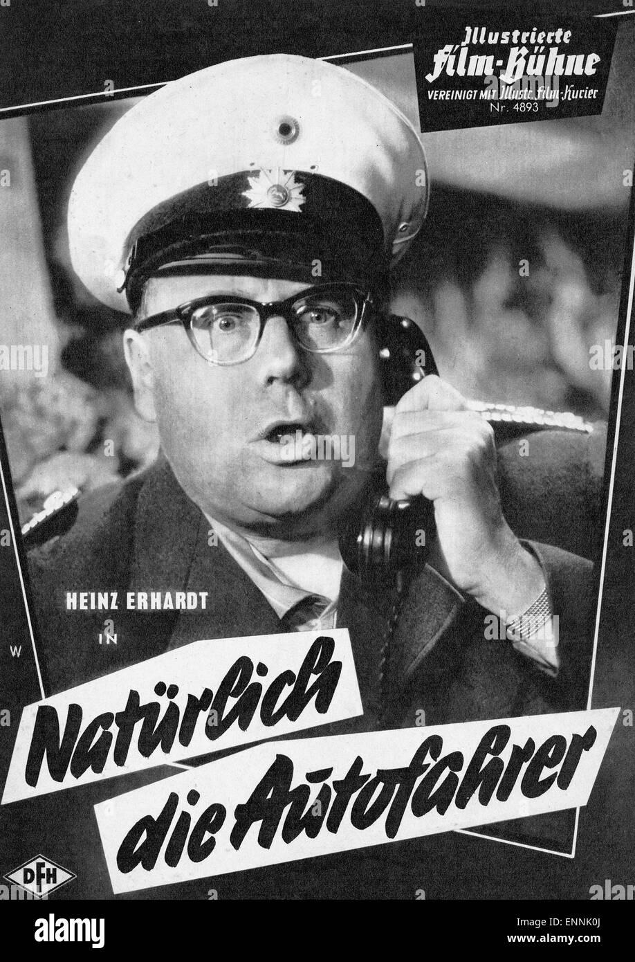 Heinz Erhardt Natürlich Die Autofahrer
