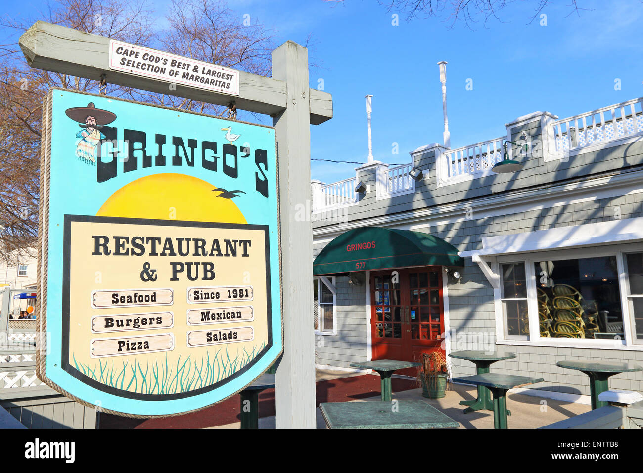 Hyannis Port Cape Cod Massachusetts Gringo 39 S Restaurant