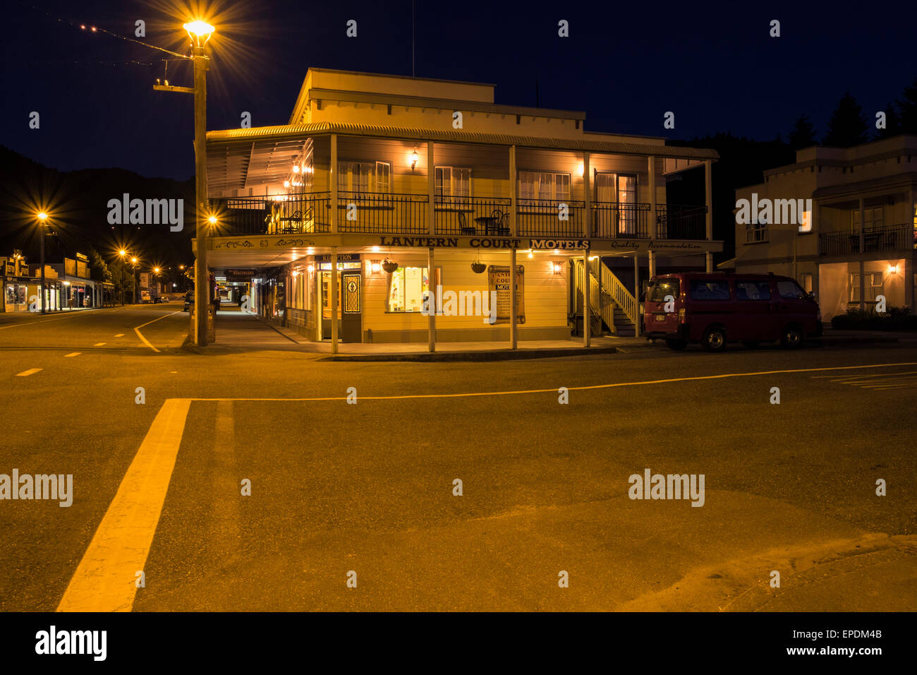 Reefton New Zealand Hotels