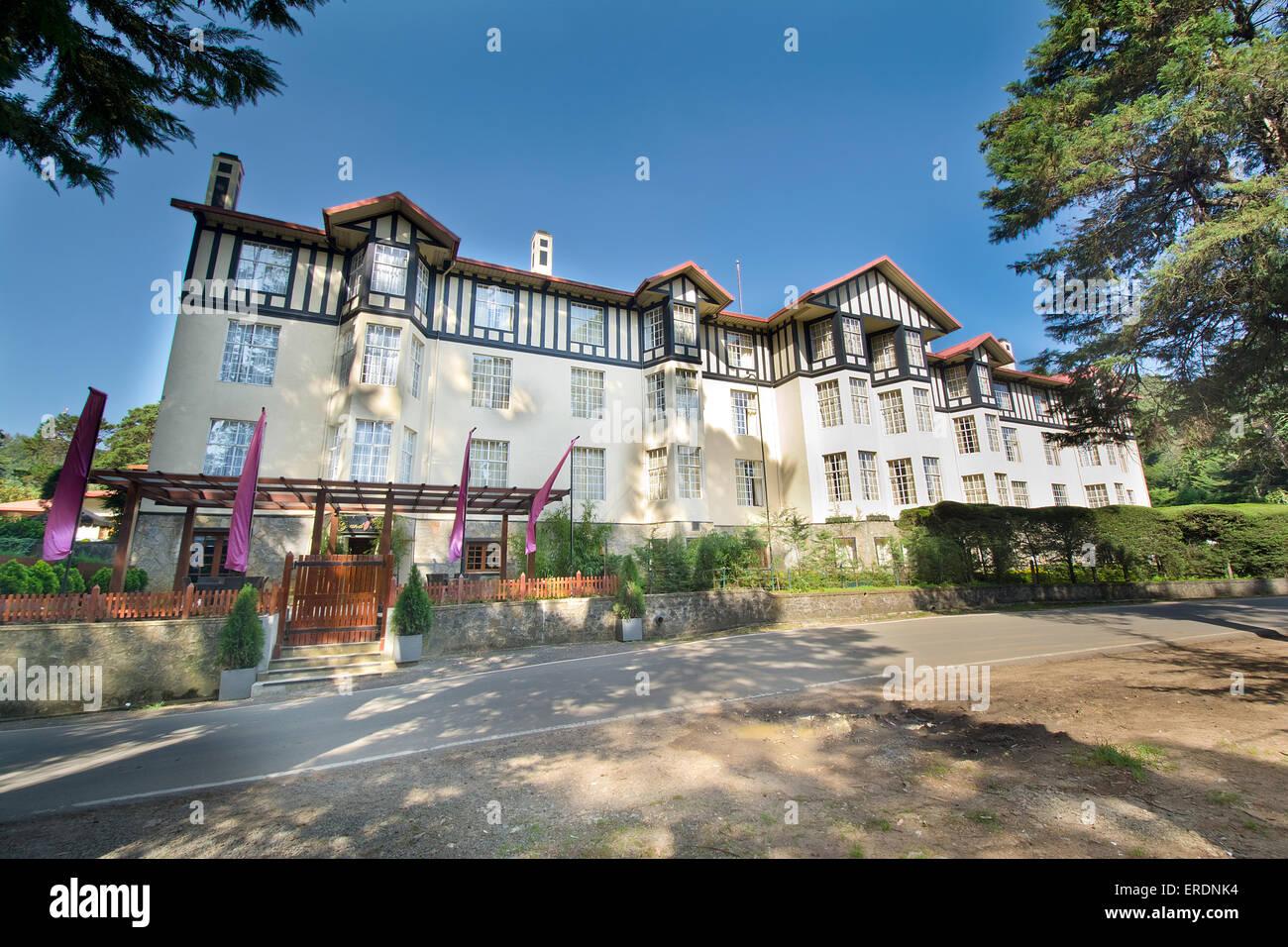 The grand hotel nuwara eliya sri lanka stock photo - Grand hotel sri lanka ...