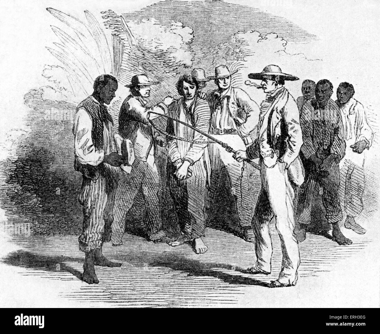 a literary analysis of uncle toms cabin by harriet beecher stowe Harriet beecher stowe's novel uncle tom's cabin is a landmark in two directions it galvanized the antislavery movement at its publication and may have been largely.