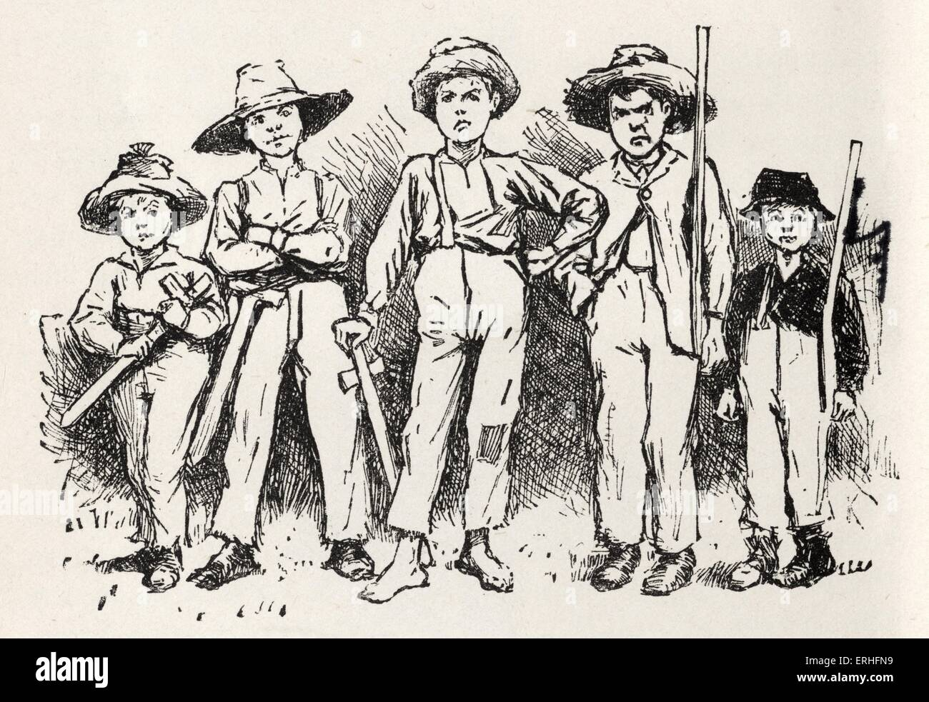 an analysis of the character of huckleberry finn in mark twains novel parker hollander ms carter american literature the character of  the novel the adventures of huckleberry finn,  analysis of &ampquothuckleberry finn .