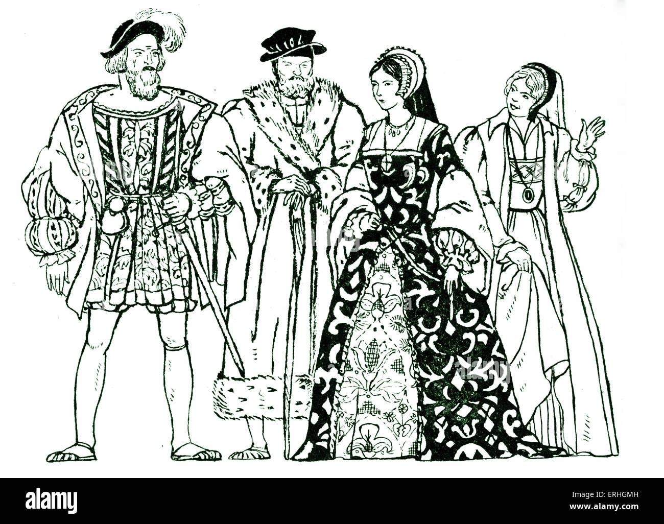 Fashion in elizabethan era 100