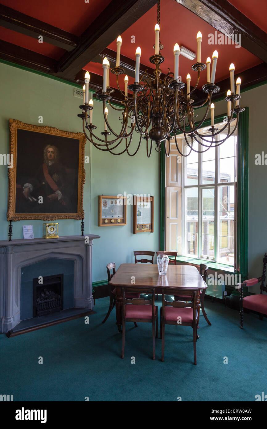 Inside The Mayor S Parlour In Grange Court Leominster