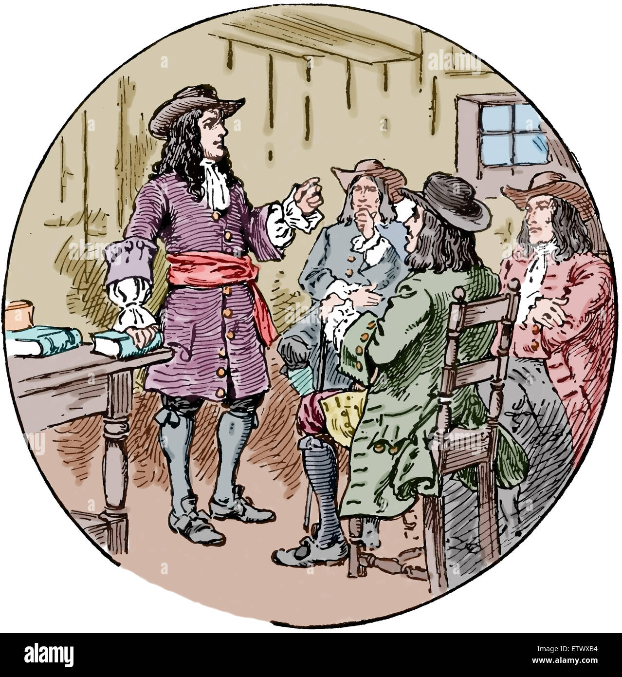 quaker women in american colonies