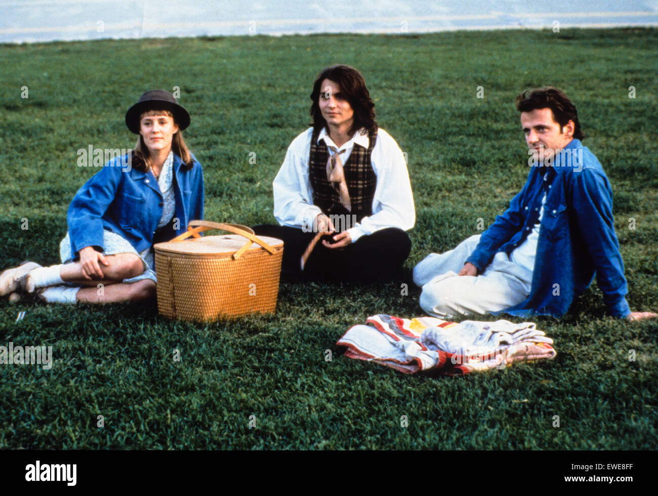 Benny & Joon Stock Photo