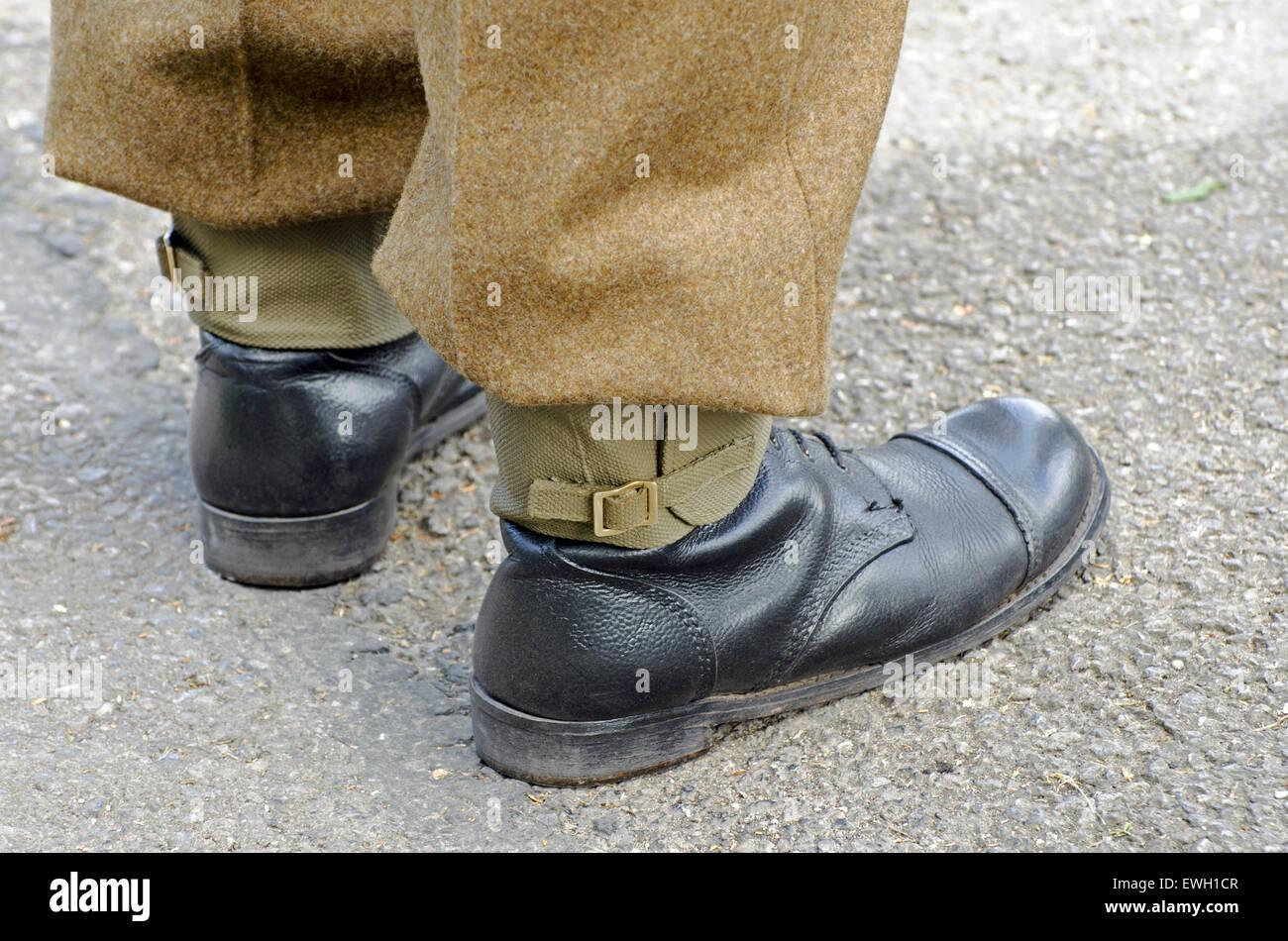 Army Uniform Boots 15