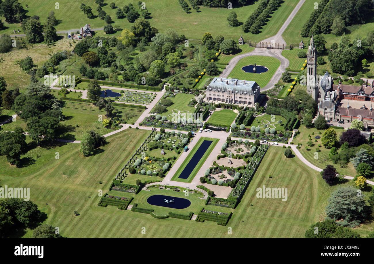 Eaton estate wedding