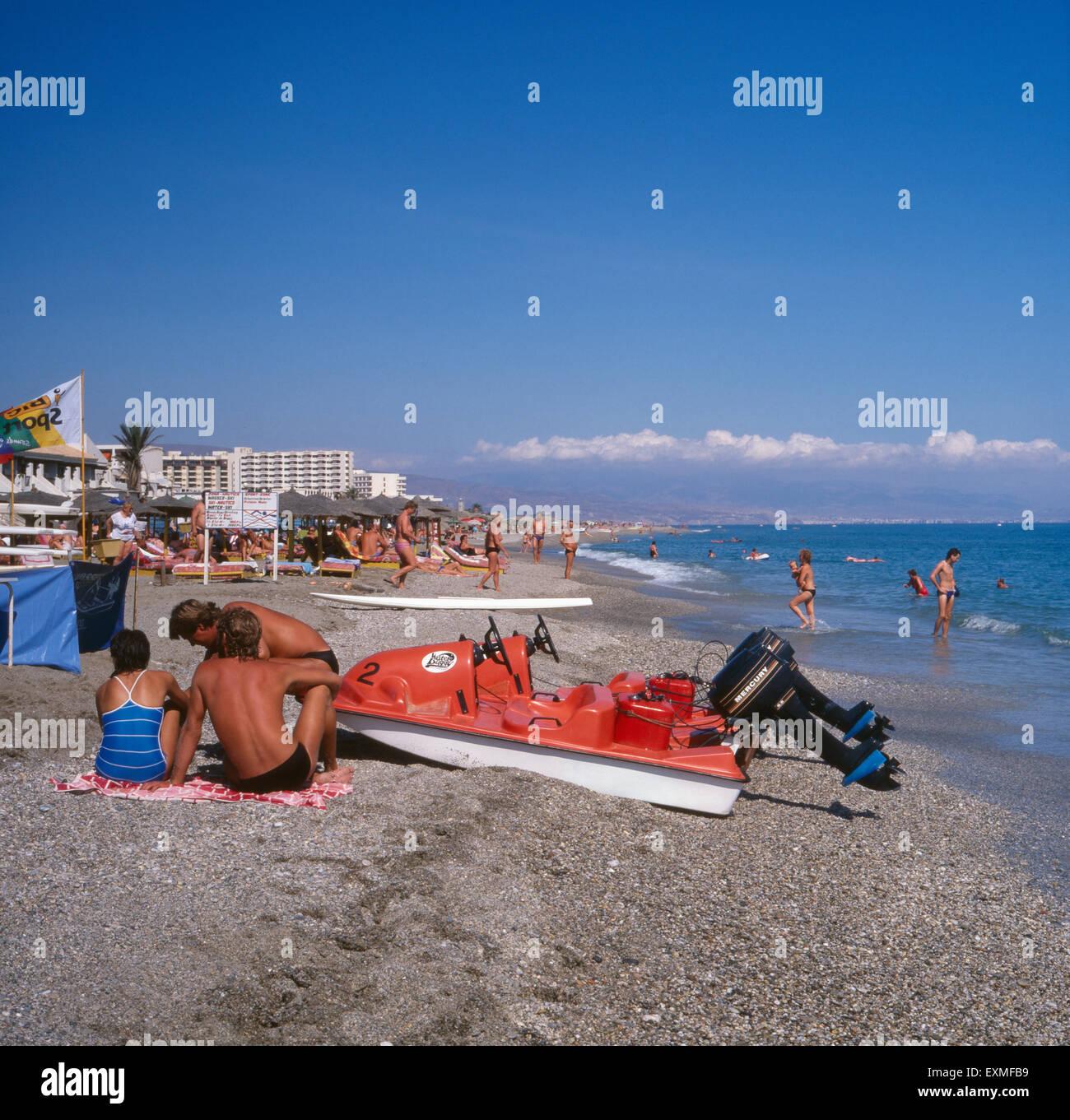 Am strand von hotel playalinda in roquetas de mar for Designhotel am strand