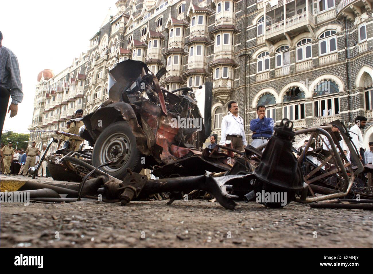 taj hotel bomb blast What is it like to witness a real bomb blast/terrorist attack update cancel an acquaintance informed them that the famous taj mahal hotel near the beach had.