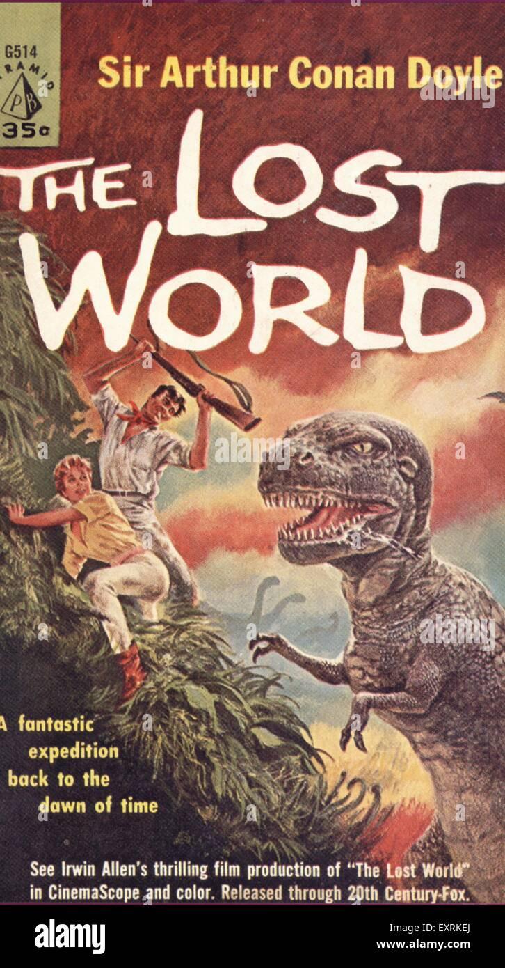 Book Cover Forros Usa ~ S usa the lost world by sir arthur conan doyle book