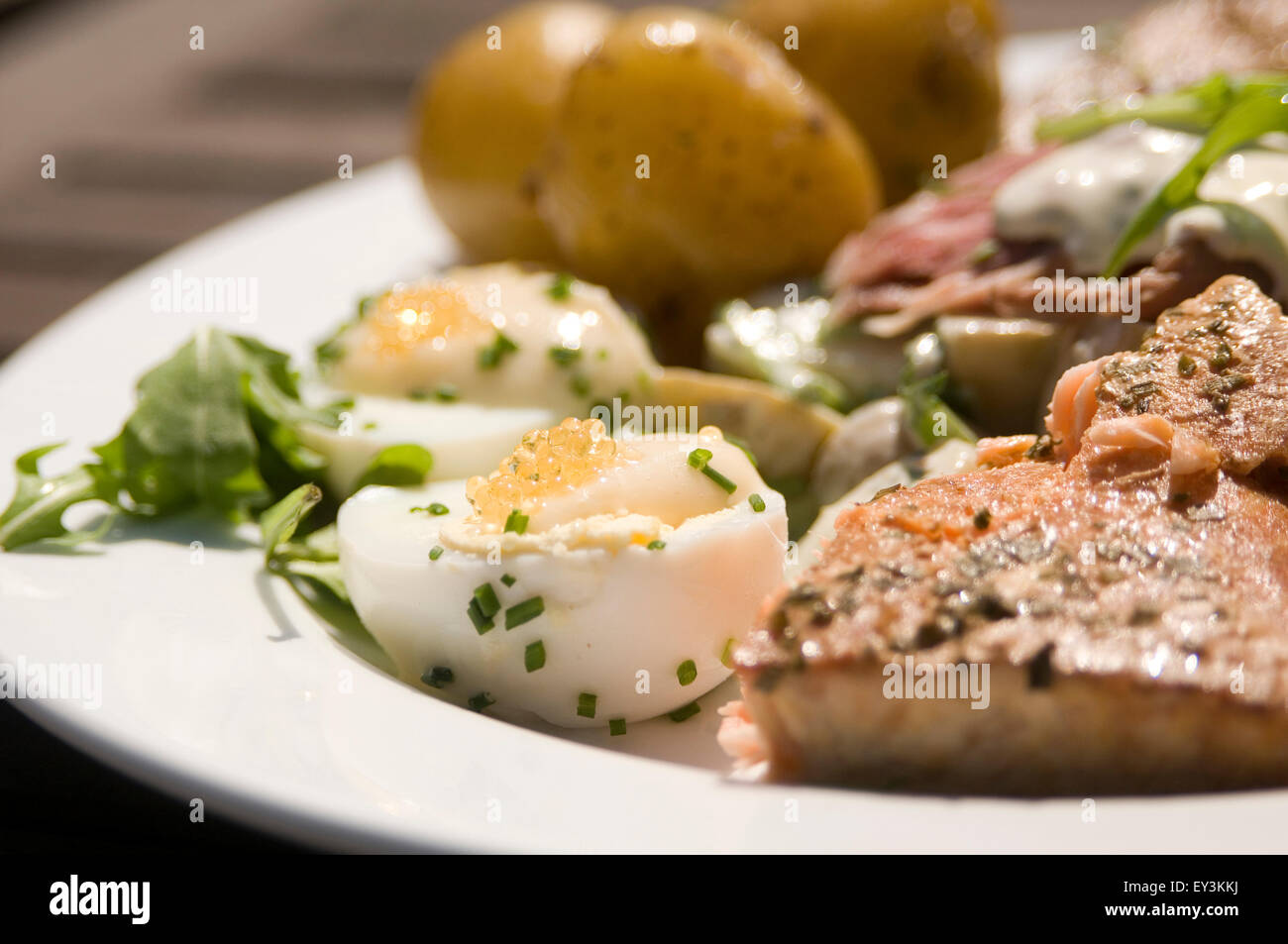Scandinavian diet swedish sweden food meal diets smoke for Fish oil for cooking
