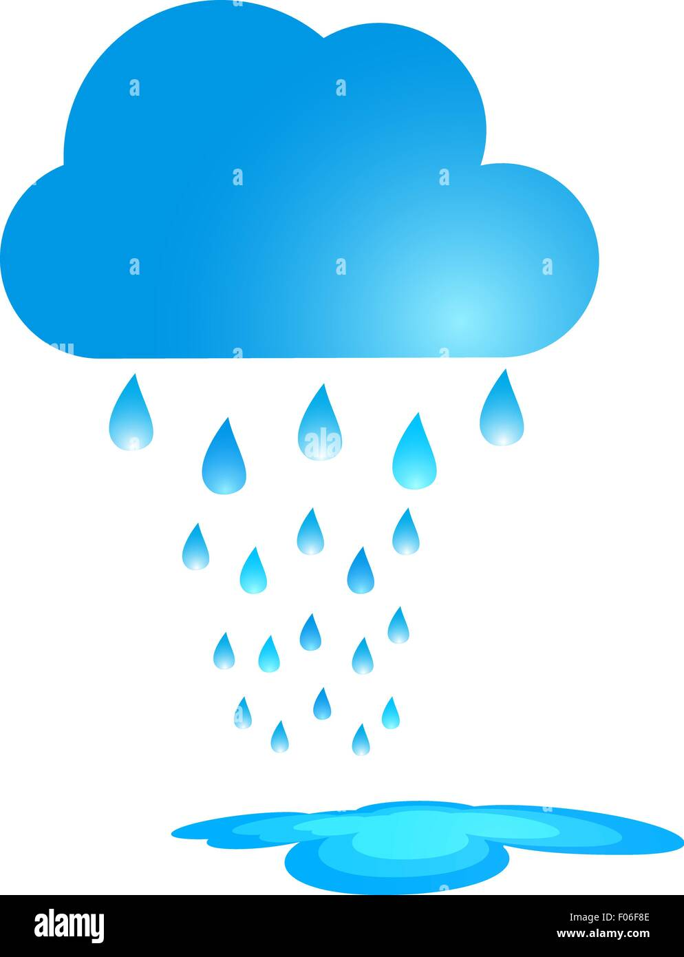 blue rain cloud vector illustration stock vector art windy fall day clip art windy fall day clip art