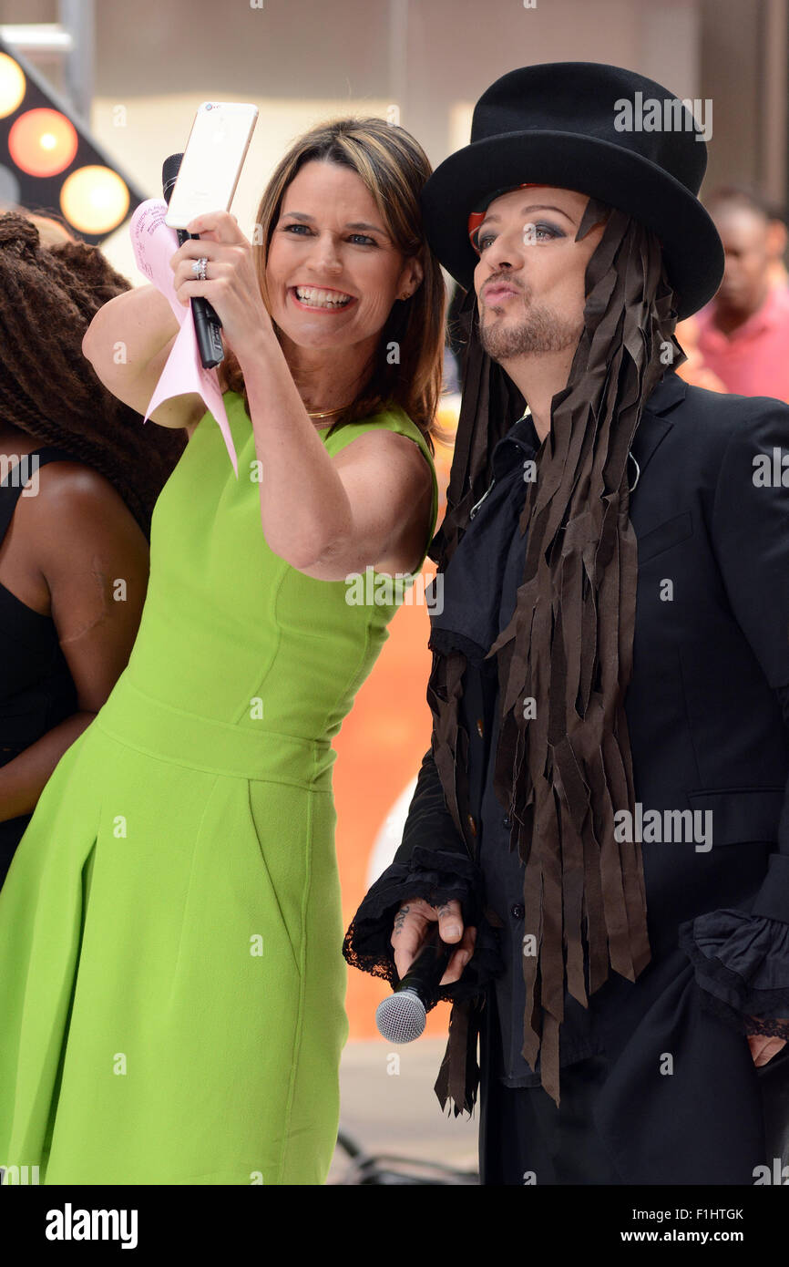 Boy George performs on NBC's 'Today' show Featuring ...