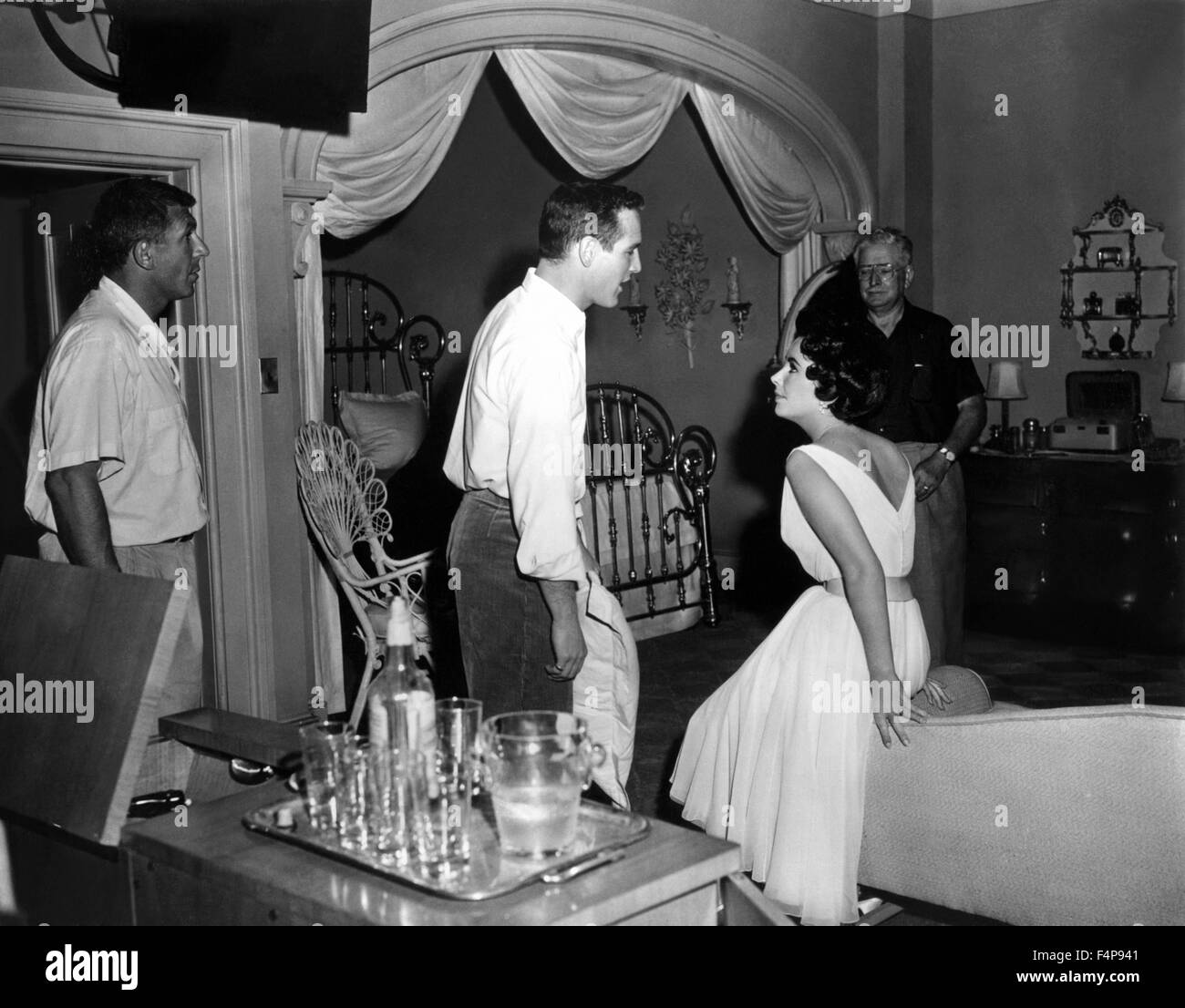 a film analysis of cat on a hot tin roof directed by richard brooks Andrews' production of cat on a hot tin roof the 1958 academy award nominated film starring elizabeth taylor and paul newman was directed by richard brooks.
