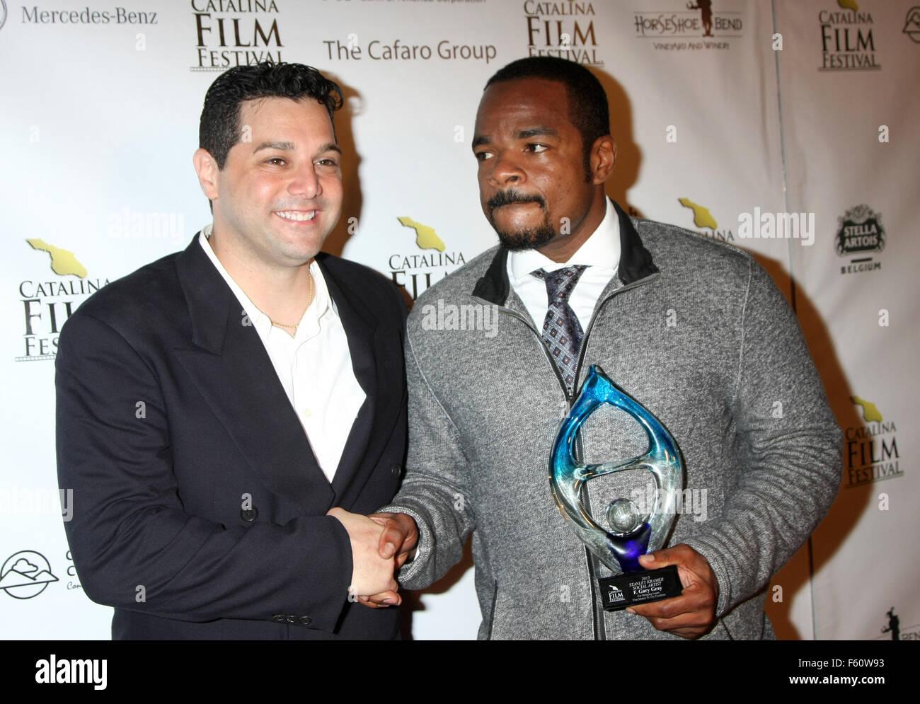 F Gary Gray Friday Catalina Film Festival...