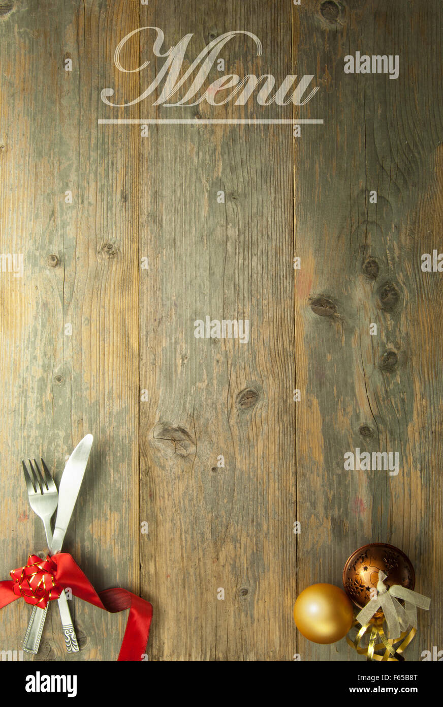 christmas menu background stock photo royalty free image