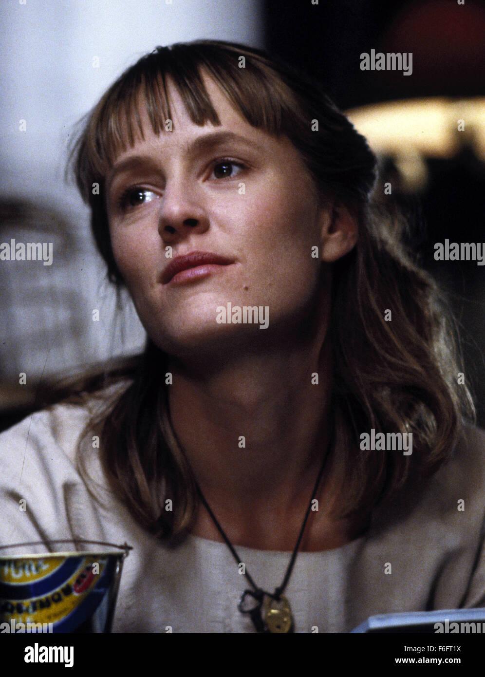 Apr 16, 1993; Spokane, WA, USA; MARY STUART MASTERSON as Juniper 'Joon' Pearl in the comic, romance, drama 'Benny Stock Photo