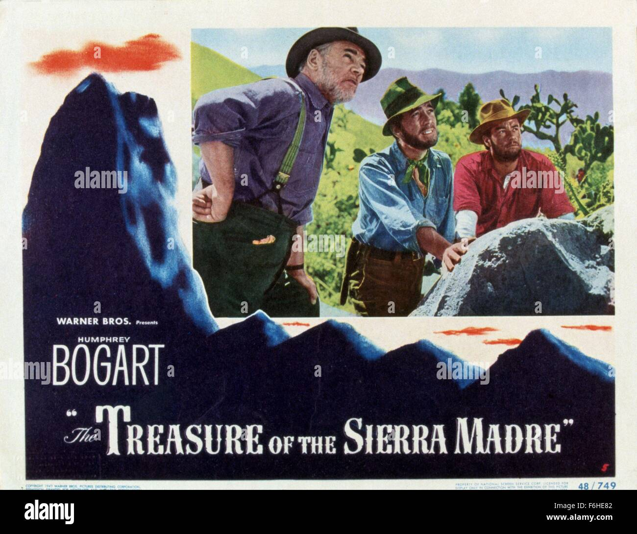 a review of the movie treasure of the sierra madres Academy award winners humphrey bogart and walter huston star with tim holt in this classic tale of the cunning, greed and paranoia caused by the treasure of the sierra madre.