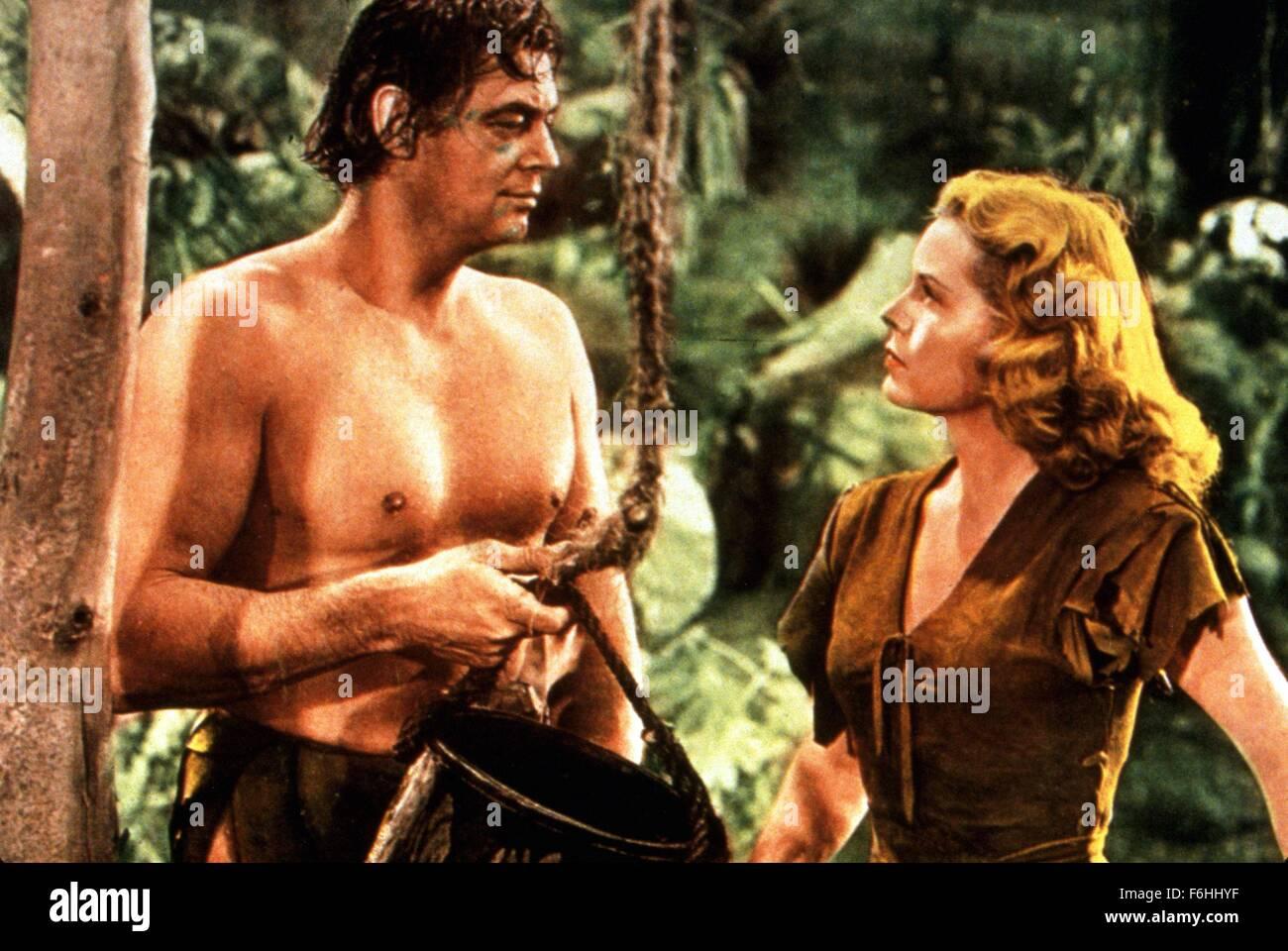 1945, Film Title: TARZAN AND THE AMAZONS, Director: KURT