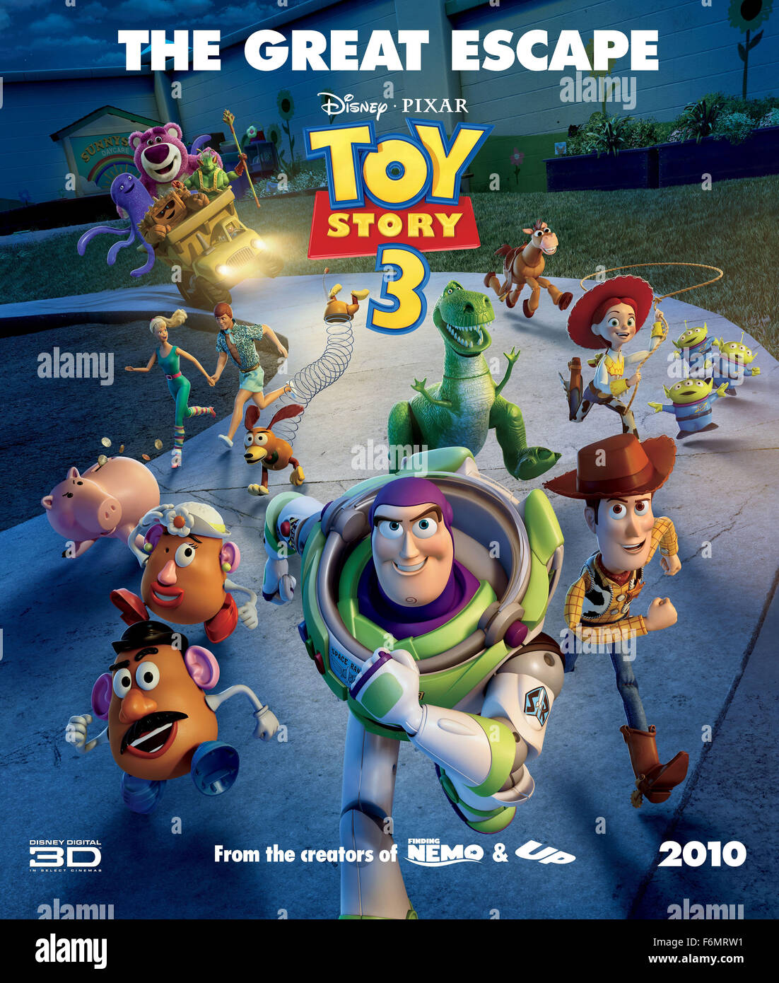 Disney Toy Story 3 Day Care Dash : Release date june movie title toy story