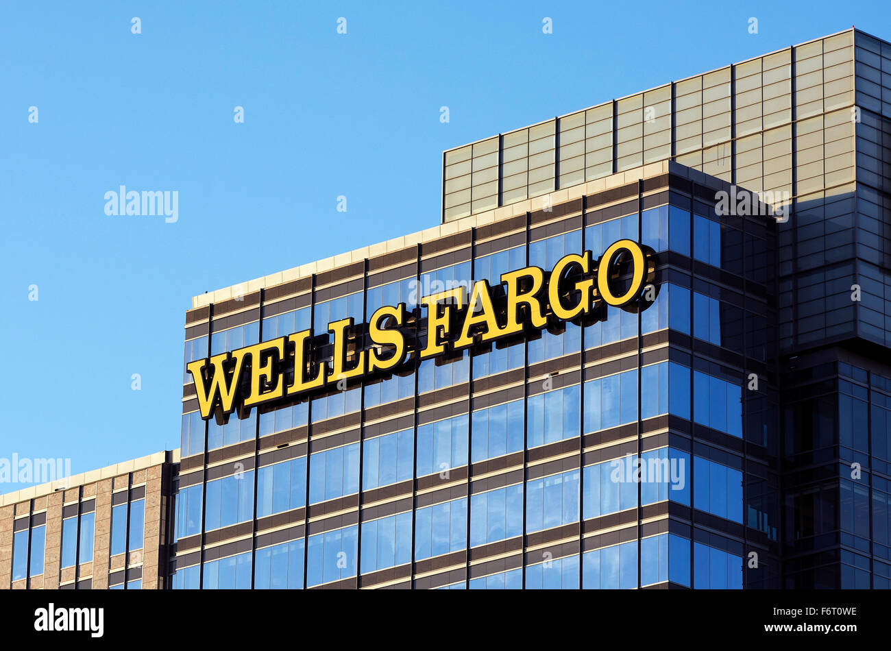 Wells Fargo Bank Corporate Office Atlanta Georgia Usa