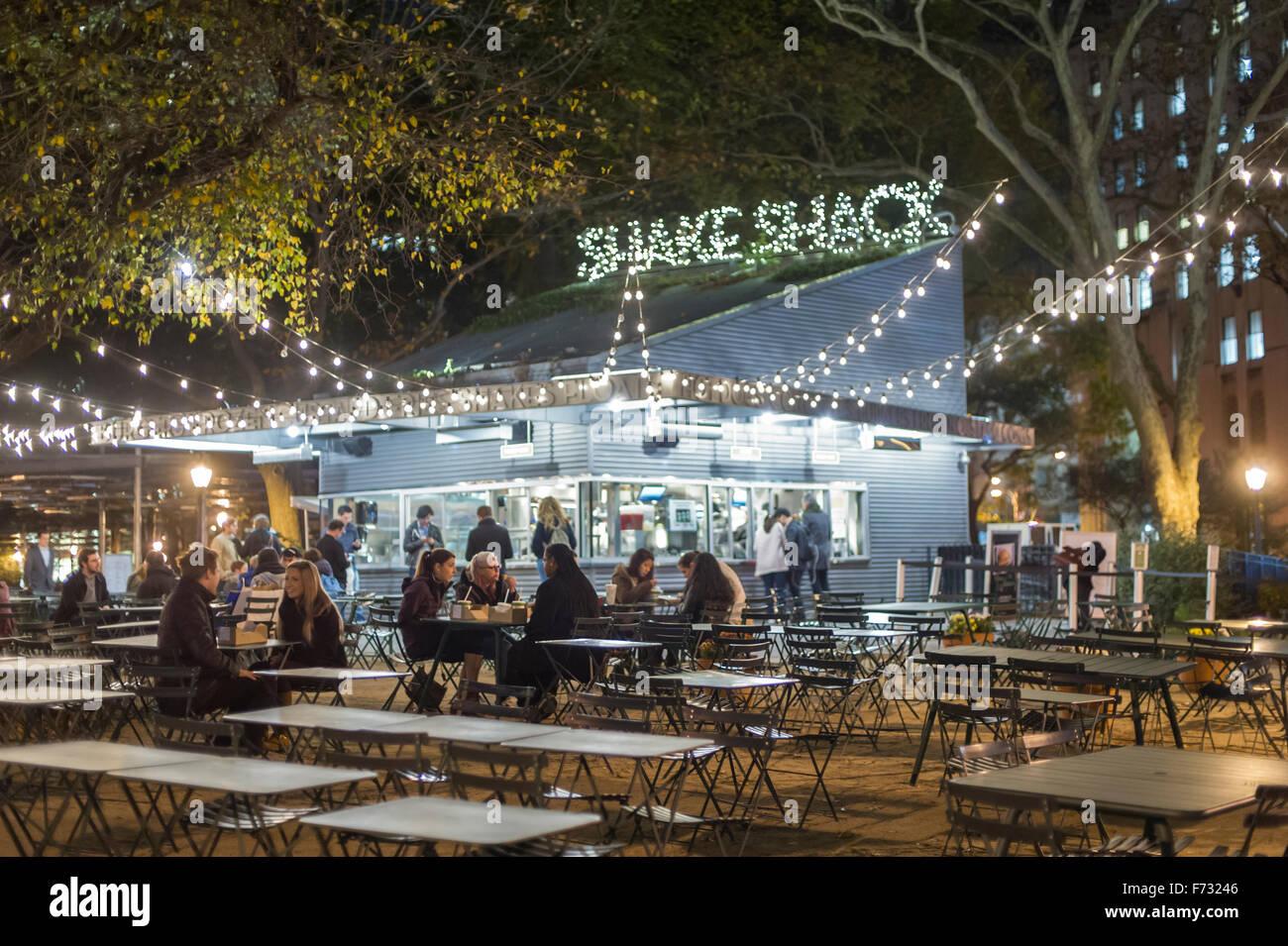 Original Shake Shack New York City