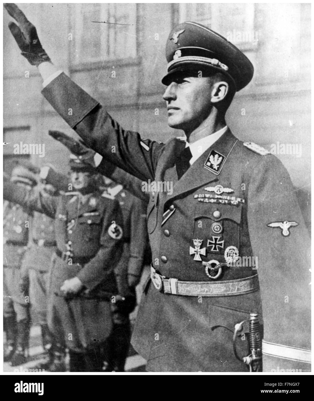 Reinhard Heydrich Biography: The First In-depth Look at a Nazi 'God of Death'