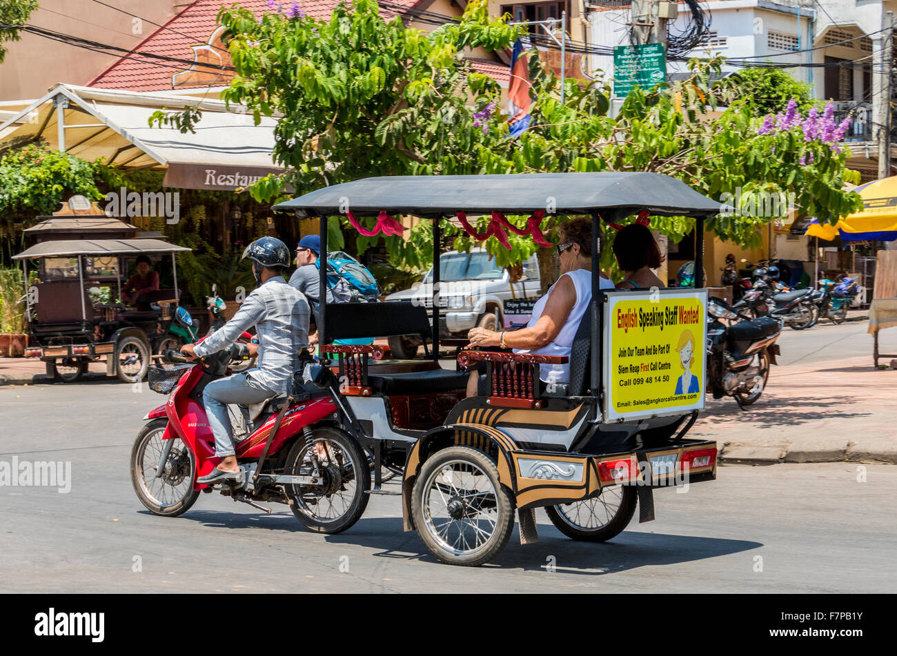 Local Motor Cycle Taxi Service The Tut Tut Taking