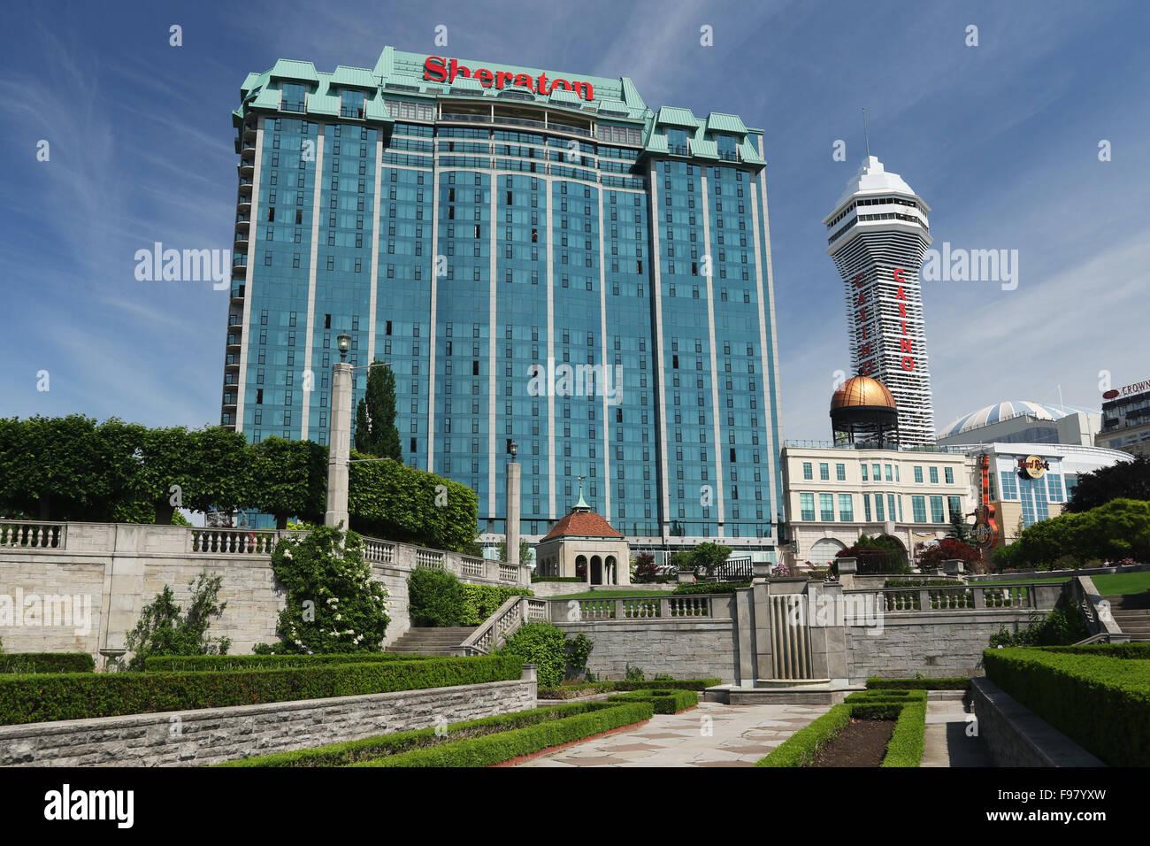 casino next to sheraton on the falls