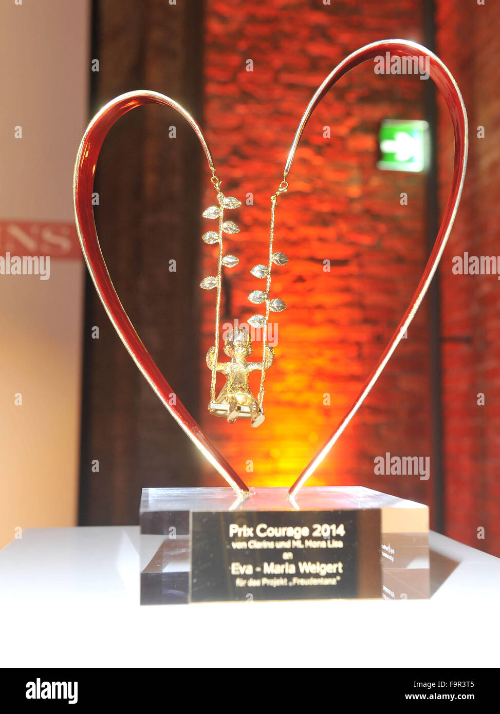 11th annual prix courage award at allerheiligen hofkirche church stock photo royalty free image. Black Bedroom Furniture Sets. Home Design Ideas