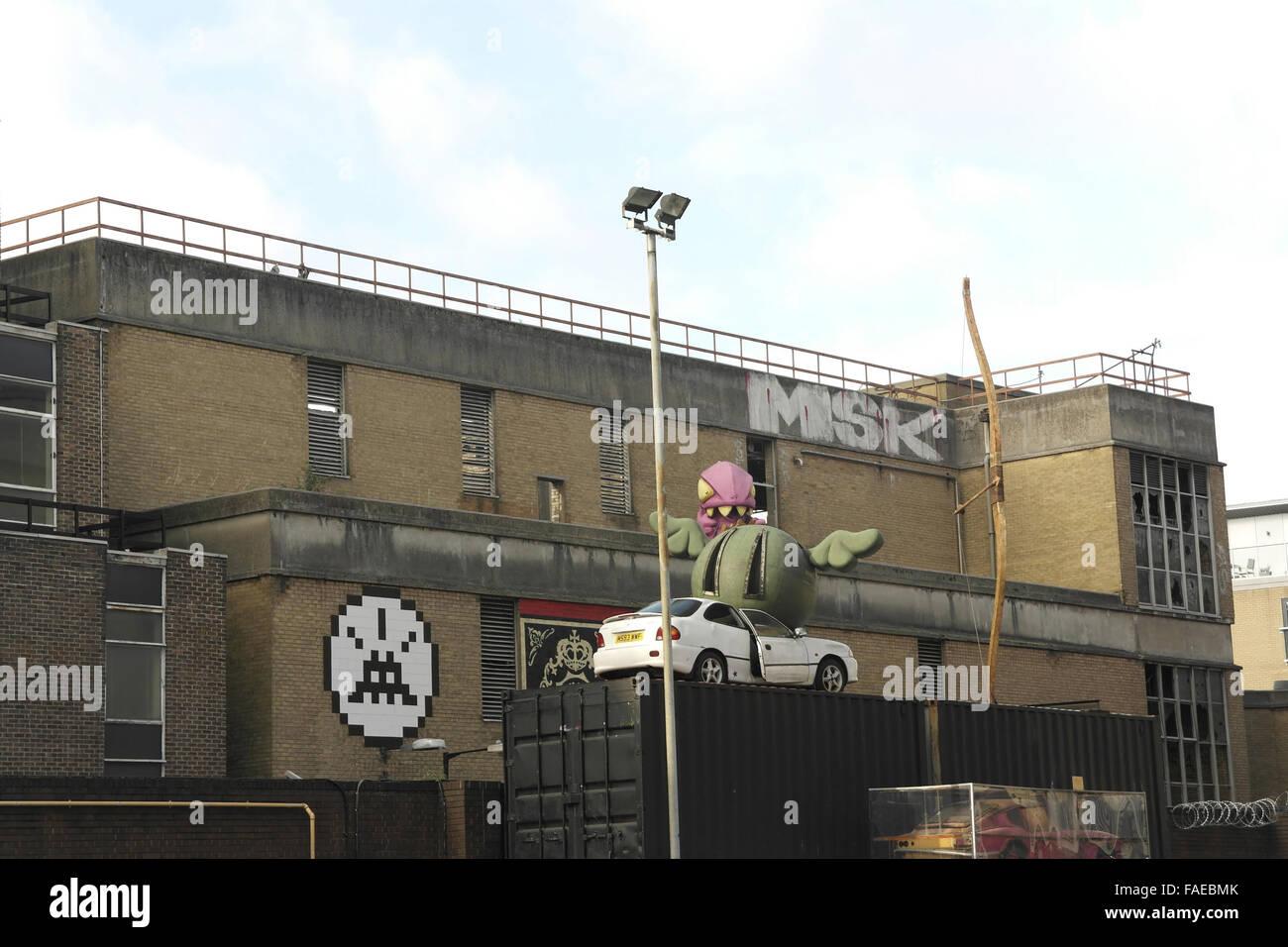 Buy A Car Park Space London