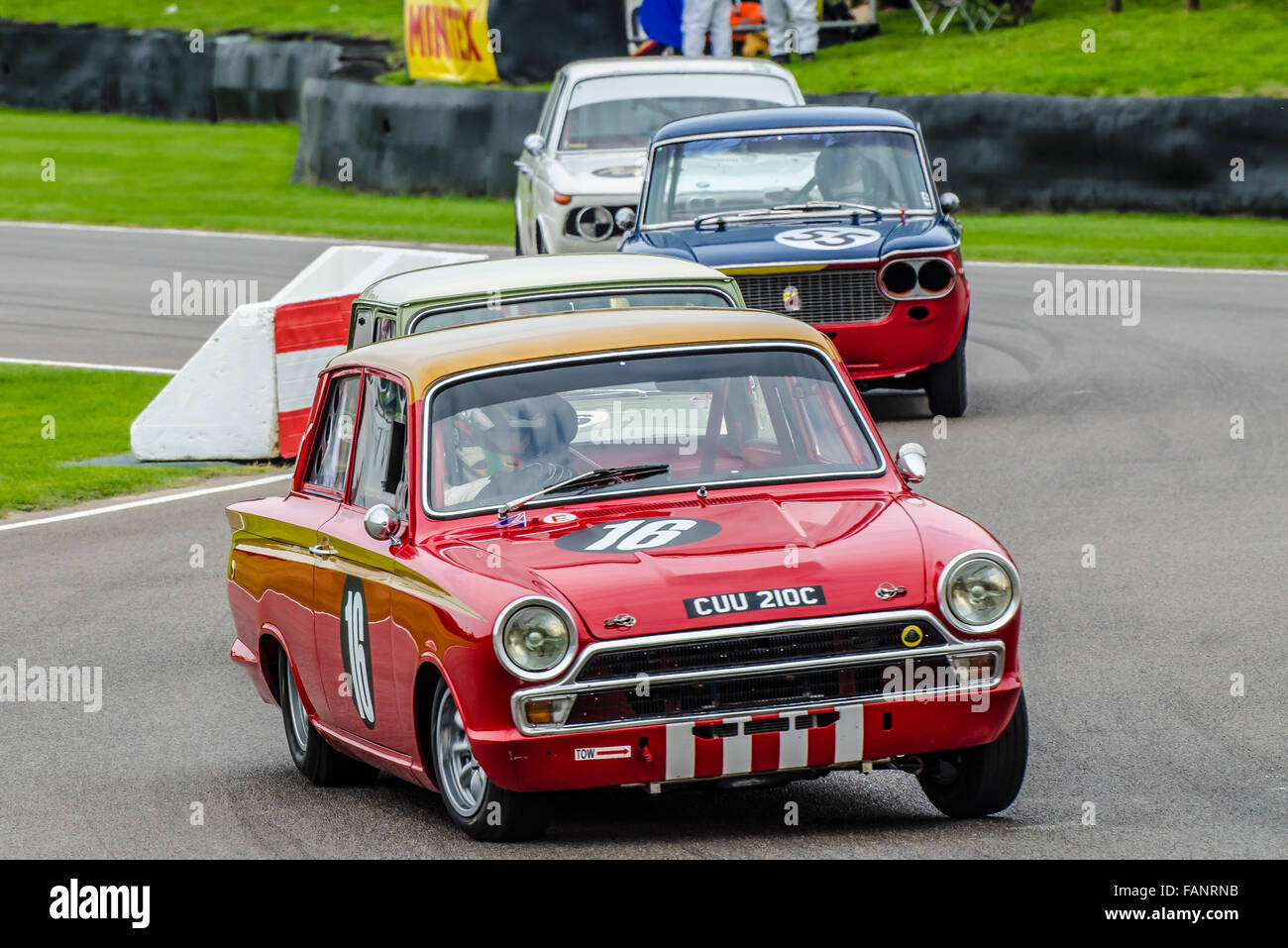 1965 Lotus Cortina Mk1 Is Owned By Gavin Henderson And Was