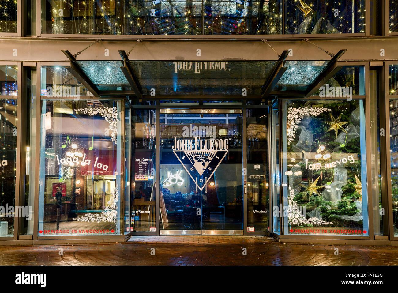 Fluevog Shoe Store Toronto